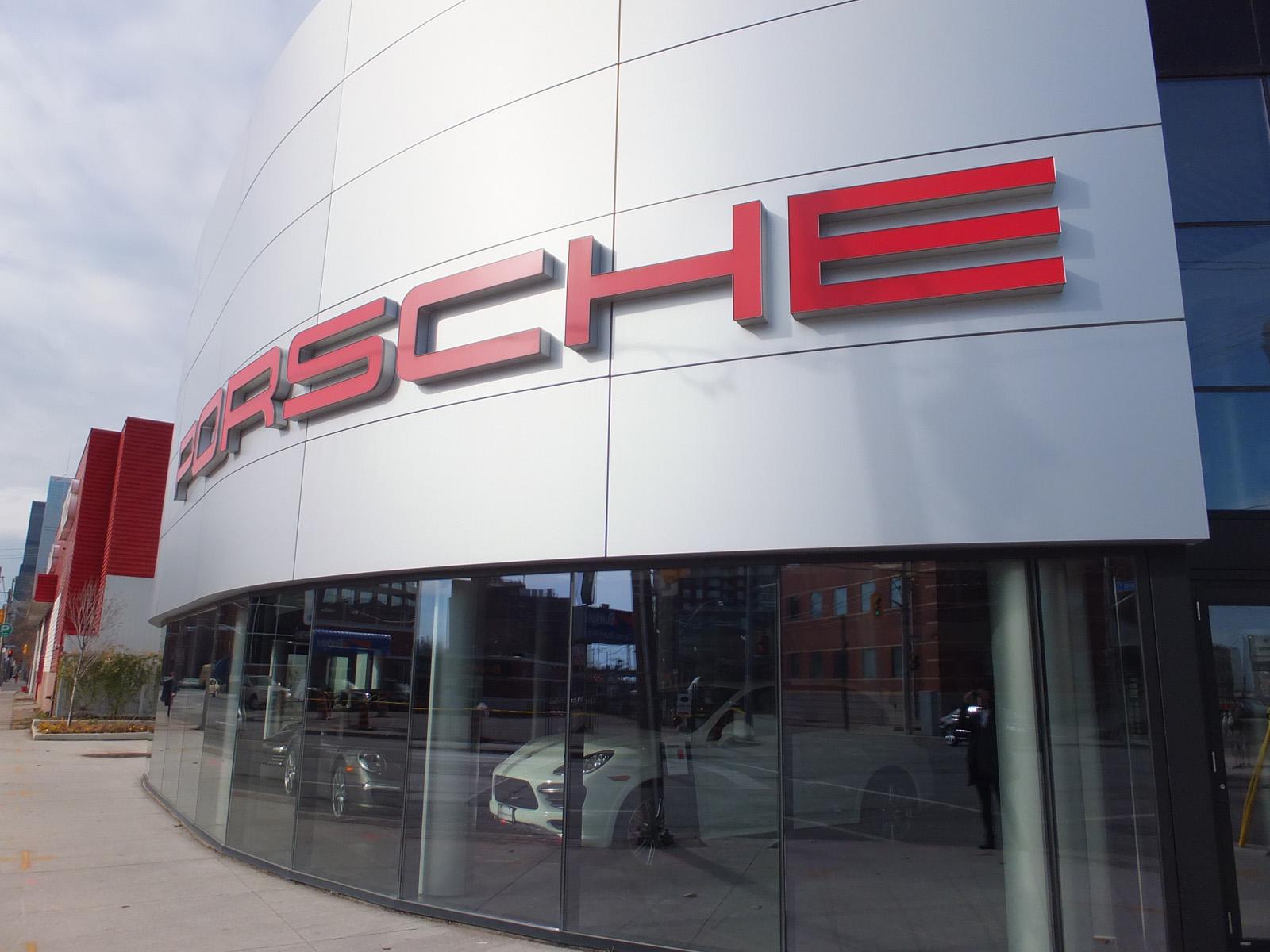 Toronto Porsche